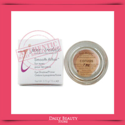 Jane Iredale Smooth Affair For Eyes 3.75g 0.13oz Canvas NEW FAST SHIP