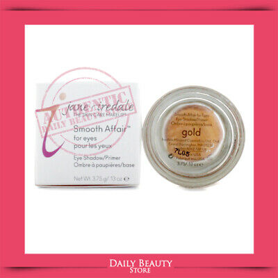 Jane Iredale Smooth Affair For Eyes 3.75g 0.13oz Gold NEW FAST SHIP