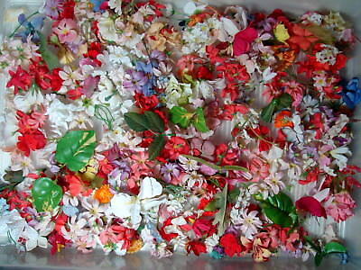 Loose silk flowers gallery flower decoration ideas huge 1 pound lot of loose silk flowers a massive collection of all huge lot of mightylinksfo Gallery