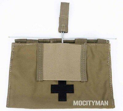 London Bridge LBT-9022B Small Medical Blow Out Kit Pouch - Coyote - USA Made