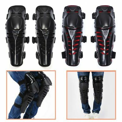 Motorcycle Off-Road MTB Sports Knee Protector Riding Guard Shin Safety Pad Armor