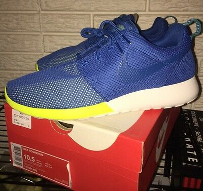 meet 5d000 ce7f2 Brand New Men s Nike Roshe One Casual Shoes 511881-400 Blue Size 10.5