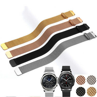 Stainless Steel Bracelet Strap Milanese magnetic Watch Band For Samsung Gear S3