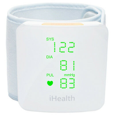 iHealth VIEW Smart Blood Pressure Monitor