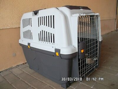 Transportbox Hundetransportbox Katzentransportbox Autotransportbox Kennel 6-18kg