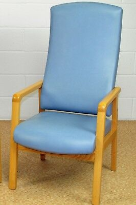 Waterproof Clinical Chair for Care Home Disability Reception Geriatric Nursing