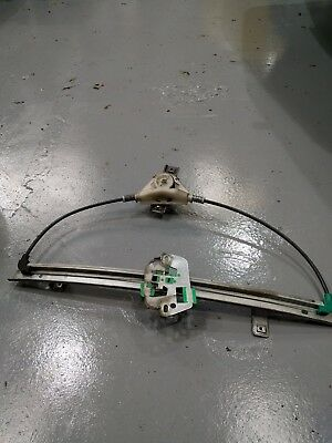 BMW 1 SERIES E87 MANUAL WINDOW REGULATOR MECHANISM N//S//R LEFT SIDE REAR 7067799