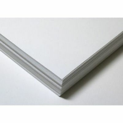 A3 THICK WHITE HIGH QUALITY  GLOSS 300gsm CRAFT CARD PAPER 10 to 125 Sheets