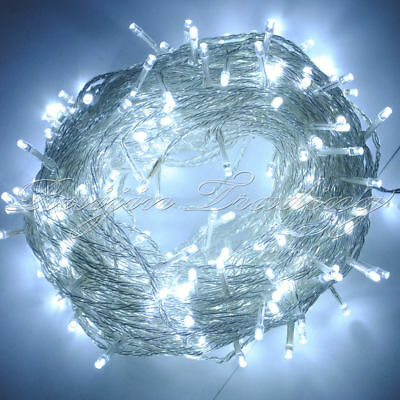 Multicolour 100/200/300/400/500 LED String Fairy Lights Christmas Party Lamp