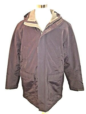37436dd8133 NEW MENS WOOLRICH Transition Flannel-Lined Mountain Parka 16204 SZ L ...