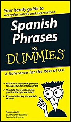 Spanish Phrases For Dummies (Latin American Spanish) PDF Read on PC/SmartPhone/T