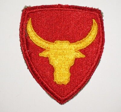 Philippine Division Patch WWII US Army P6484