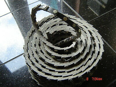 Nut Link / T Link Type V Drive Belt Z Section 10Mm Machine Belting Lathe Belt