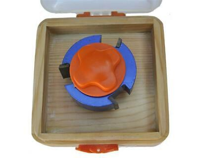 Straight Top Groove Shaper Cutters