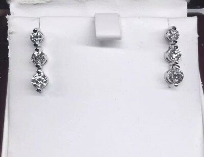 Gorgeous Diamond Earrings