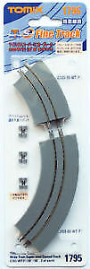 Tomix 1795 Wide Tram Super-Mini Curved Track C103-WT (N scale)