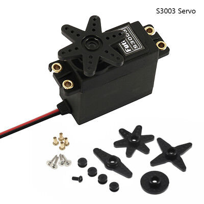 4PC S3003 Standard High Torque Servo for Futaba RC Car Plane Helicopter Boat
