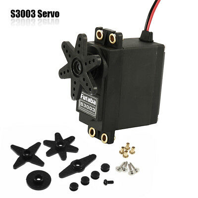 2PC S3003 Standard High Torque Servo for Futaba RC Car Plane Helicopter Boat