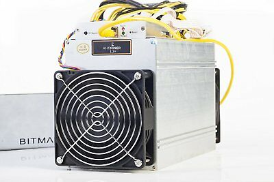 7 days/168 Hours Try Antminer L3+ SCRYPT Mining Contract 504 MHash/sec Litecoin