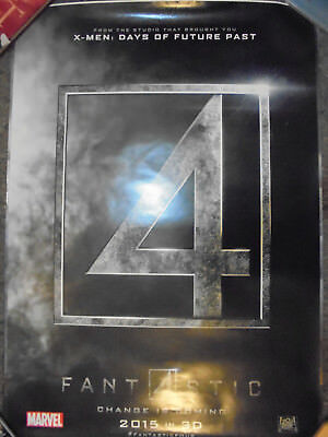 Fantastic Four Original DS Movie Poster - 27x40