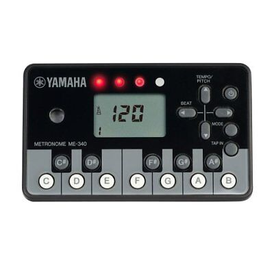 YAMAHA digital metronome [piano black] ME-340PF
