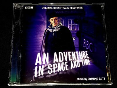 DOCTOR WHO - An Adventure In Time and Space Original Television Soundtrack CD
