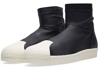 b4e5c87f38b RICK OWENS X adidas Superstar Ripple Suede High-Top Ankle Boot ...