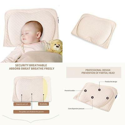 Baby Protective Pillow and Head Shaping Memory Foam Pillow Prevent Plagiocephaly