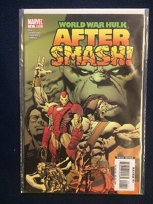 World War Hulk After Smash! # 1 Set Marvel Comics 2008 VF/NM