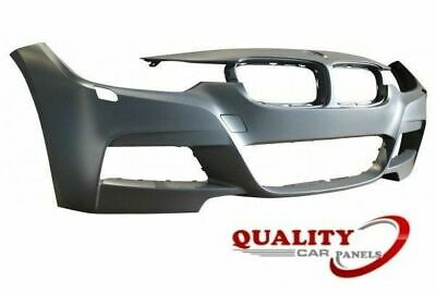 Rear Bumper Primed With Pdc Bmw 3 Series F30 4 Door Saloon M-Sport 2012 New