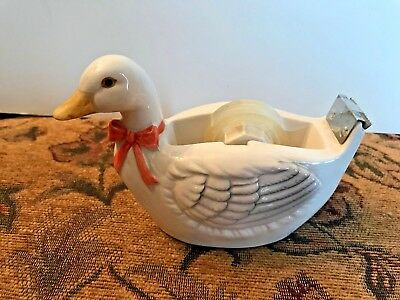 OTAGIRI Hand Crafted JAPAN Goose Tape Dispenser