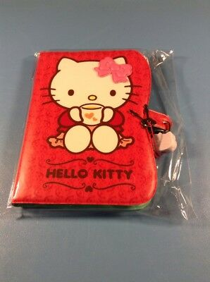 Hello Kitty Diary with 80 pages, lock and key new in factory package