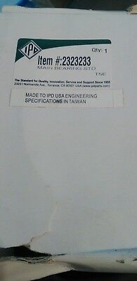Caterpillar by IPD. Main bearing. 2323233