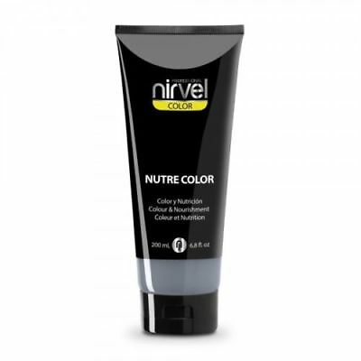 Silver Hair Colour Dye - INSTANT SHINE - EASY NO MIXING