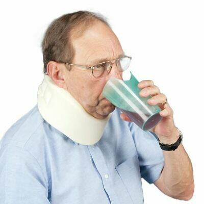 Nosey Cut Out Cup - For Swallow Difficulty, Stroke, Dysphagia,Parkinson Patients
