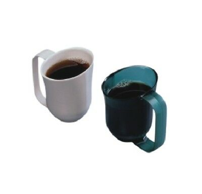 Dysphagia Mug - For Swallow Difficulty Stroke, Arthritis, Parkinson Patients