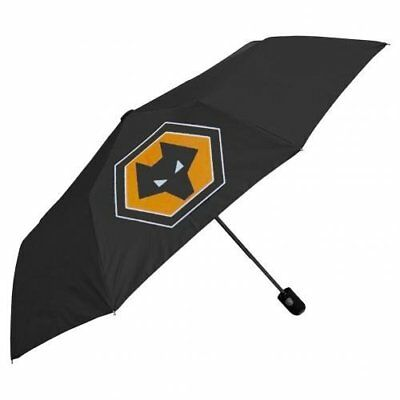 Wolverhampton Wanderers F.C. Automatic Umbrella Official Merchandise
