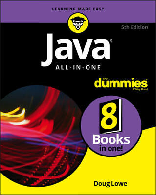 Java All-in-One For Dummies 5th Edition 2017  Read on PC/Phone/Tablet