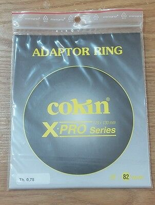 Genuine Cokin X-Pro Series 82mm Adapter Ring