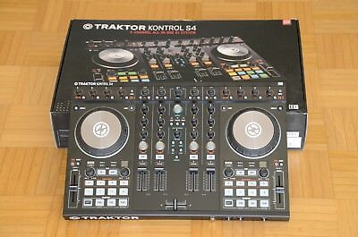 Native Instruments Kontrol S4 MK2 + Traktor | NI STEMS DJ Controller & Software
