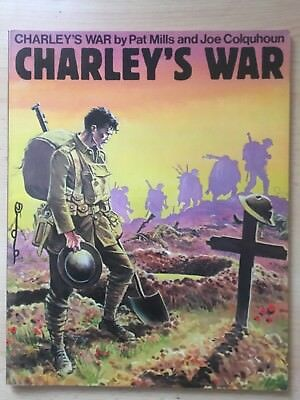 Charley's War Book One 1 Paperback Titan Edition 1983