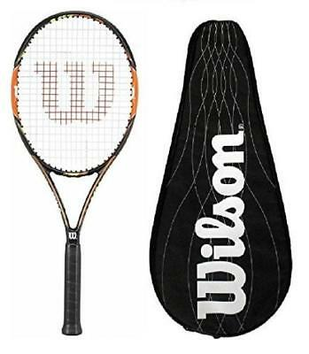 Wilson Nitro Pro 103 BLX Carbon Tennis Racket with Full Cover RRP £160
