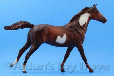 Breyer Liver Chestnut Paint 728 - Traditional Horse - Retired Phar Lap Racehorse