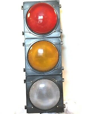 McCain Traffic Signal Stop Light 3 LED lights Working Collectible NEW (Other)