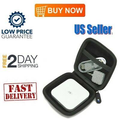 Portable Credit Card Reader Scanner Case Fits Square Contactless Chip Reader NEW