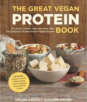 The Great Vegan Protein Book,Healthy Way with More than100 Delicious... PDF Read