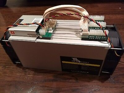 Fastest BTC Bitcoin Miner  Dragonmint 16T W/1600W PSU *IN HAND* Brand New in Box
