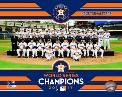 The Houston Astros 2017 World Series Championship