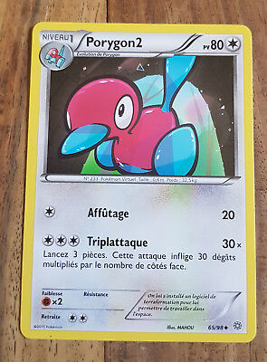 Carte Pokémon MIMIGAL PV 50 5//98 Holo Reverse XY Origines Antiques VF