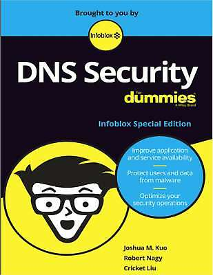DNS For Dummies Infoblox Special Edition Read on PC/Phone/Tablet